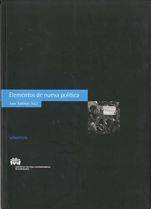 Elementos de nueva política
