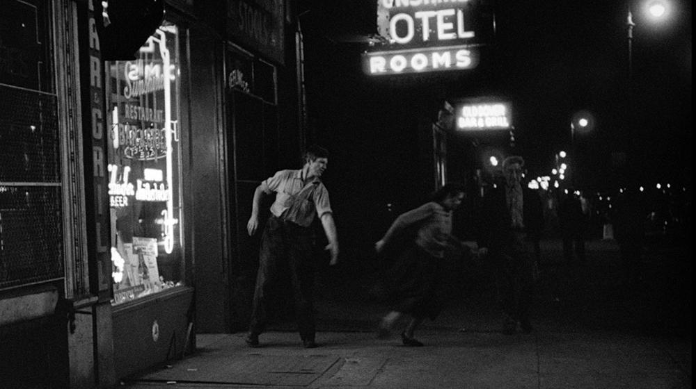 On the Bowery, Lionel Rogosin