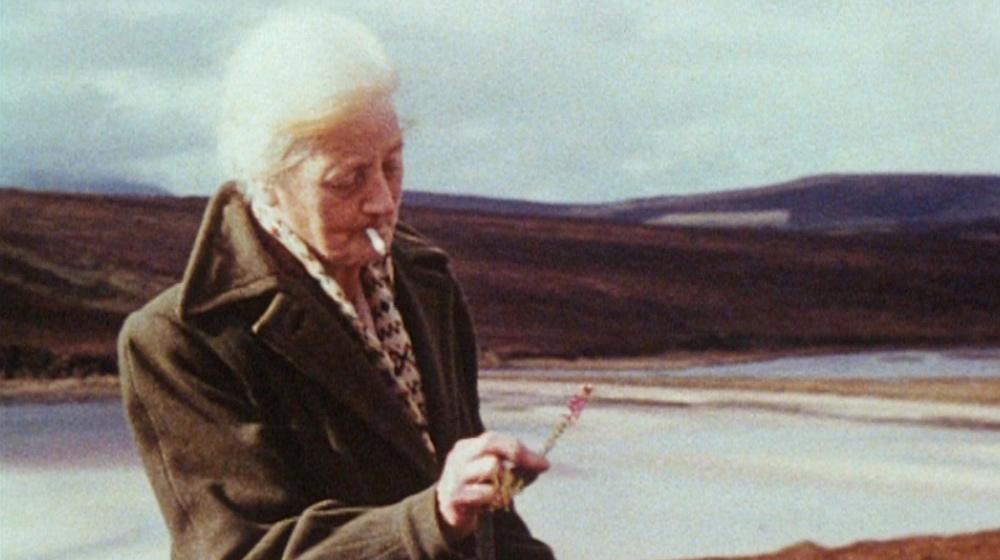 Portrait of Ga (Margaret Tait, 1952). Cortesia de Margaret Tait i LUX, Londres.