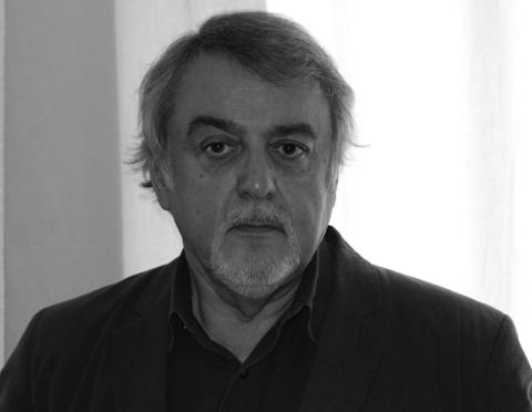 Retrato de Alain Bergala