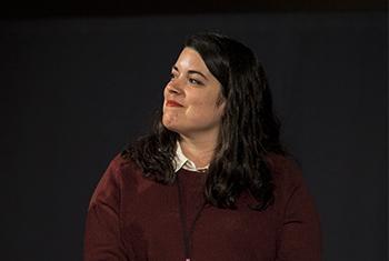 Ana Mar López Contreras  | © CCCB, 2017. Autor: Carlos Cazurro