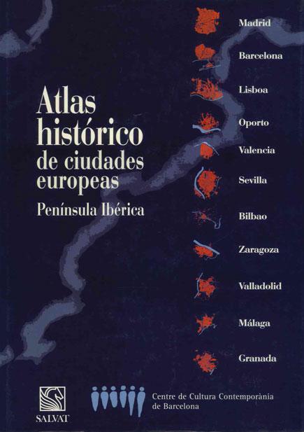 Atlas histórico de ciudades europeas, vol. I