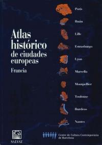 Atlas histórico de ciudades europeas, vol. II