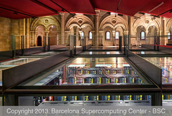 By courtesy of Barcelona Supercomputing Center