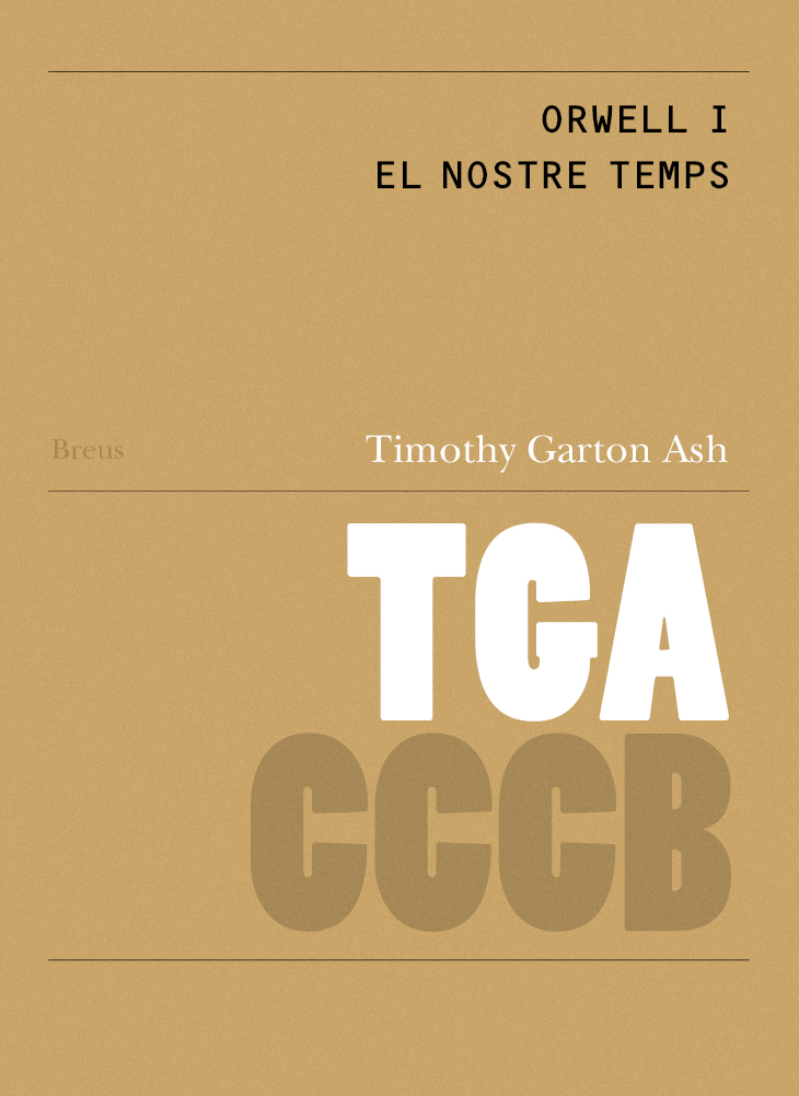 89. Orwell i el nostre temps / Orwell and Our Time