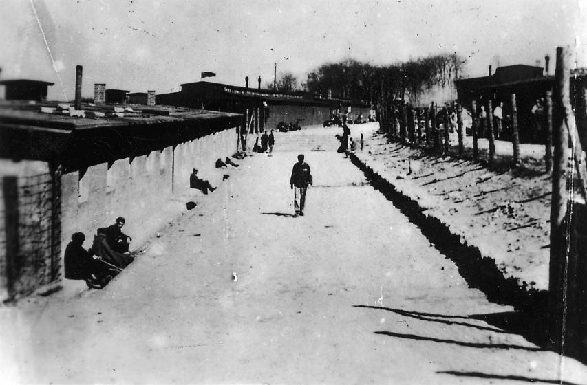 Liberación del campo nazi de Buchenwald el 16 de abril de 1945, Jules Rouard | CC BY –SA 3.0