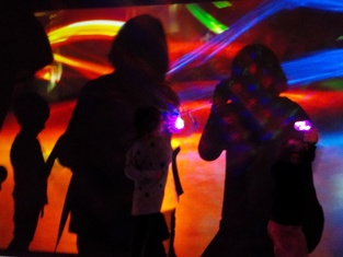 CliCme  | Taller de light painting.