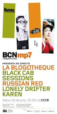 BCNmp7 Take-away Concerts