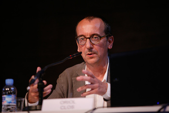 Oriol Clos  | © CCCB, 2010. Author: Miquel Taverna