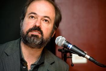 Juan Villoro  | CCCB © Miquel Taverna, 2010