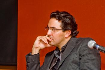 Juan Gabriel Vásquez  | CCCB © Miquel Taverna, 2010