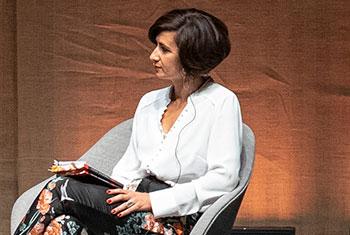 Olga Cuadrado  | © CCCB, Carlos Cazurro, 2019