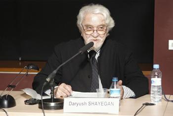 Daryush Shayegan