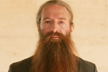 Aubrey de Grey  | © CCCB, Miquel Taverna, 2016