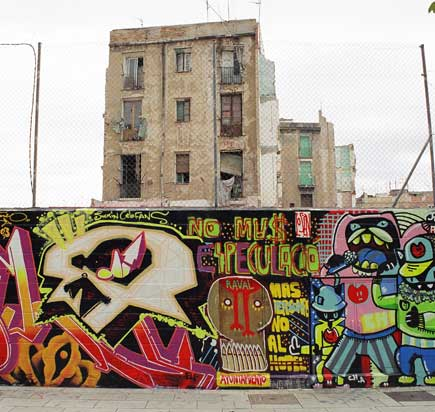 From the Xino to the Raval