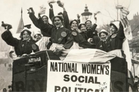 Women and Public Space: Political Actions (chapter 3)