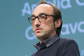 Agustín Fernández Mallo  | © CCCB, Miquel Taverna, 2019