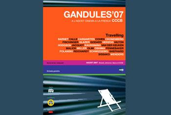Imatge cartell Gandules'07