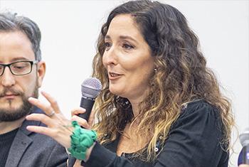 Tatiana Goransky  | © CCCB, Carlos Cazurro, 2019