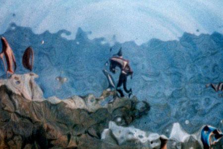 Patrick Bokanowski. «La plage» per Mariona Borrull