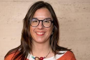 Irene Lapuente  | © CCCB, 2019. Autor: Glòria Solsona