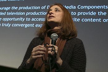 Isabel Fernández  | ©CCCB, 2017. Author: Miquel Taverna