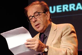 Ismail Kadaré    © CCCB, Susana Gellida, 2004