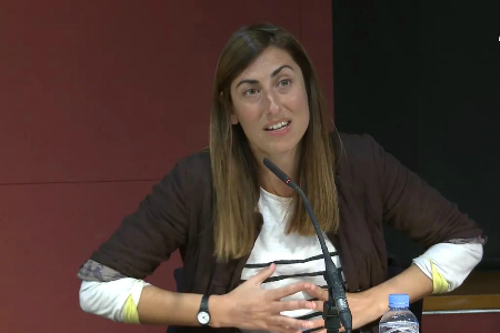 Joana Masó. Aula Oberta#9