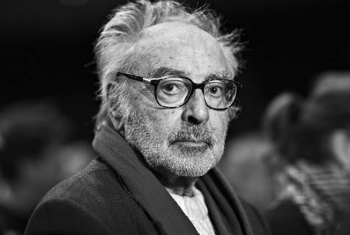 Jean-Luc Godard  | © Gaetan Ball