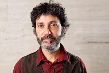 Joan Vergés Gifra  | © CCCB, 2020. Autor: Miquel Taverna