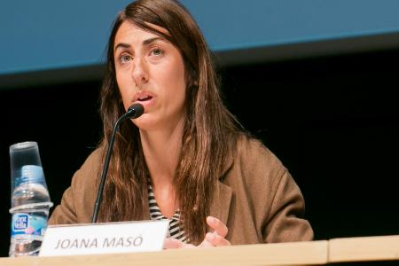 Joana Masó. Aula oberta #9