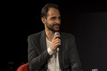 Jordi Solà  | © CCCB, 2017. Author: Carlos Cazurro