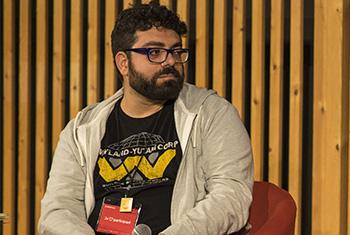 José Luis Farias    © CCCB, 2017. Autor: Carlos Cazurro