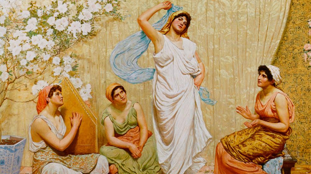 The Dance of Salome, 1885, Robert Fowler