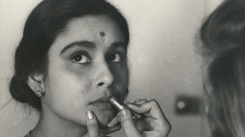 Madhabi Mukherjee en «Mahanagar/La gran ciudad» (Satyajit Ray, 1963)