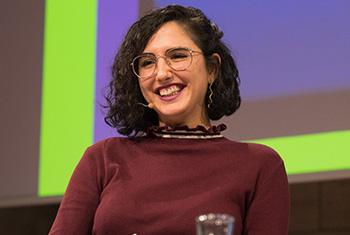 Laura Tabarés (La Pícara Justina)  | © CCCB, Miquel Taverna, 2019
