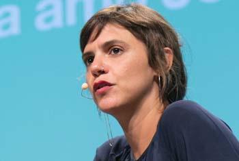 Valeria Luiselli  | © CCCB, 2019. Autor: Miquel Taverna