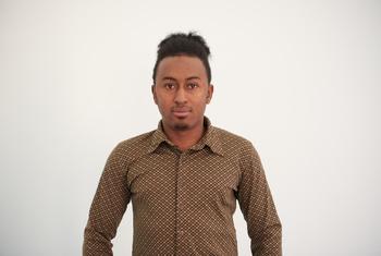 Mamadou Tafsir Diallo  | © CCCB, 2021. Autora: Glòria Solsona.