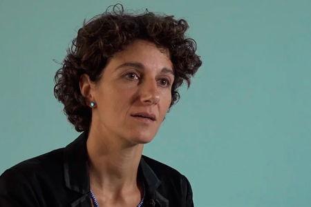 Marina Garcés presenta el Aula oberta del Institut d'Humanitats