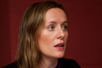 Mónica Bello  | © CCCB, 2012. Autor: Miquel Taverna.