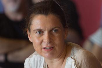 Nathalie Karagiannis  | © CCCB, 2018.  Miquel Taverna