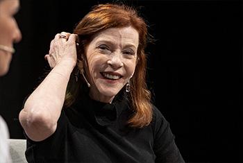 Susan Orlean    © CCCB, Carlos Cazurro, 2019