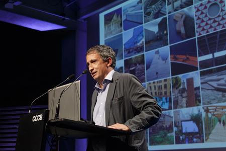 Ceremonia de entrega del Premio Europeo del Espacio Público Urbano 2016