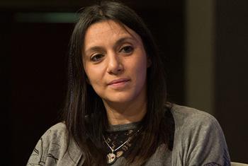 Teresa López-Pellisa  | © CCCB, 2017. Author: Miquel Taverna