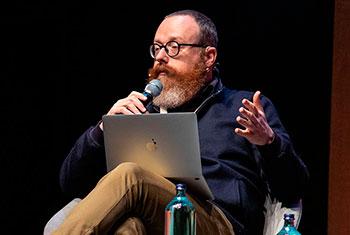 Bernat Ruiz Domènech    © CCCB, Carlos Cazurro, 2019