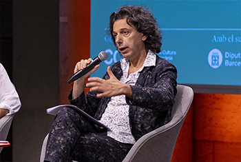 Éric Sadin  | © CCCB, Carlos Cazurro, 2019