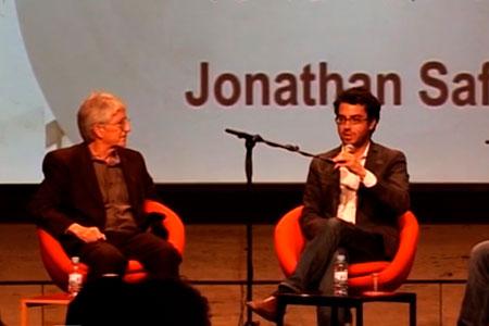 Jonathan Safran Foer presenta «Comer animales»