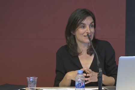 Mireia Sallarès. Aula Oberta#14