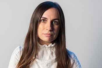 María Sánchez  | © CCCB, 2020. Autor: Miquel Taverna.