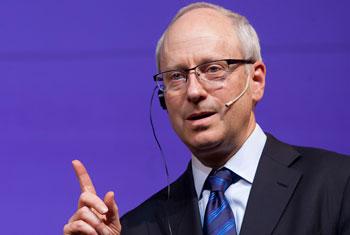 Michael Sandel  | Michael Sandel at the CCCB © Miquel Taverna